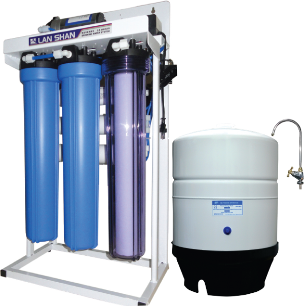 LAN SHAN LSRO-400G Commercial RO Drinking Water Purifier