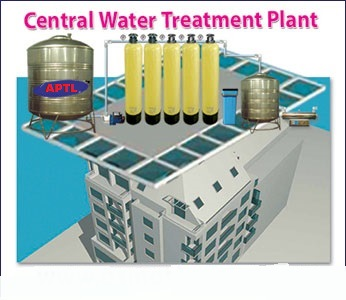 Central Water Treatment Plant